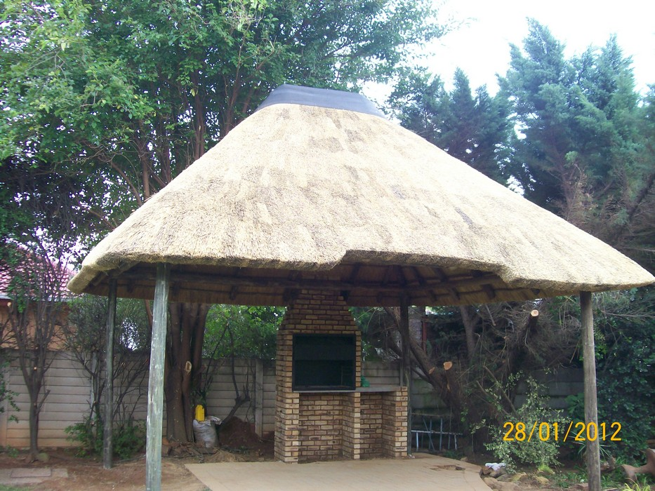 Thatch | Lapas | Thatched Roof | Thatch Lapa