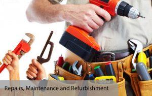 repairs and maintenane